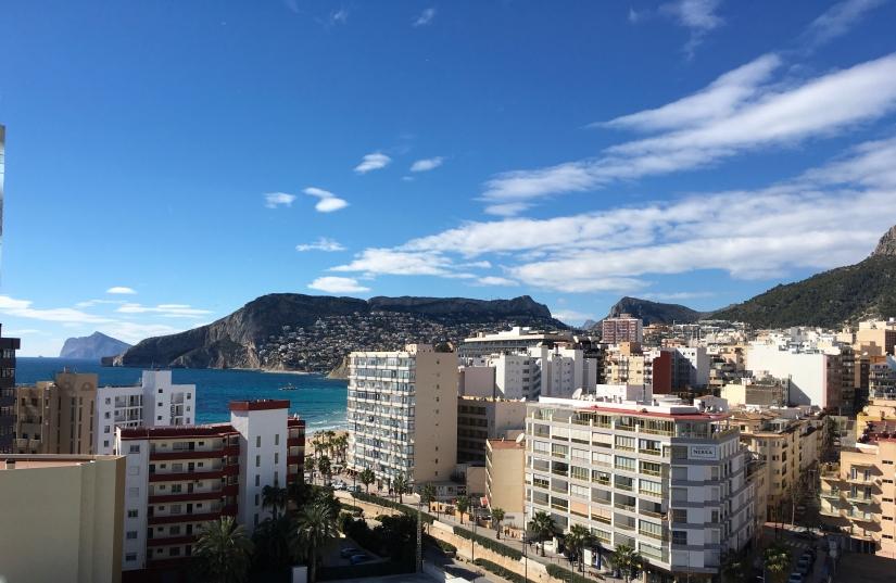 2. Outdoor living:Spain!